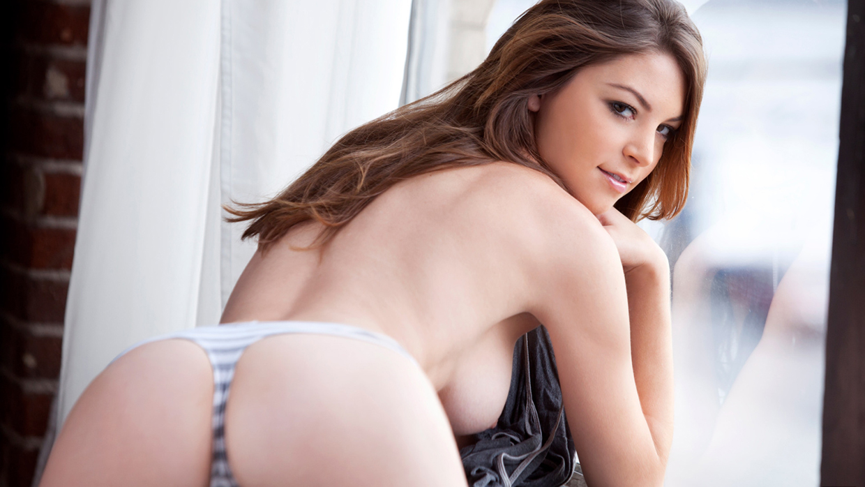 Amber Sym Nude watch amber sym in hd sexy videos at playboy.tv