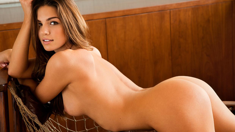 Ashley leggat completely naked