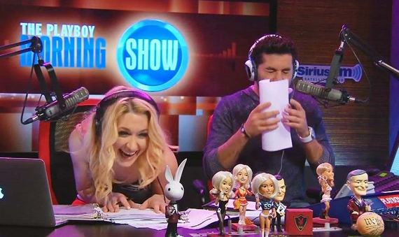 PLAYBOY MORNING SHOW, Season #01 Ep.4