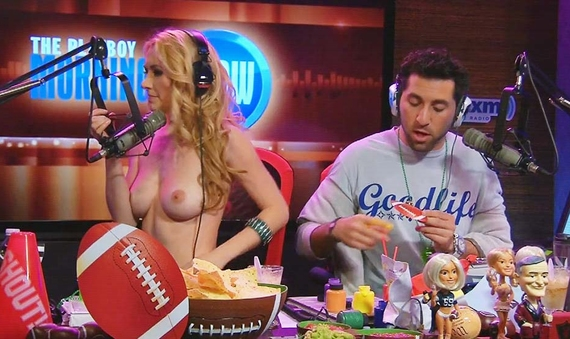 PLAYBOY MORNING SHOW, Season #01 Ep.5