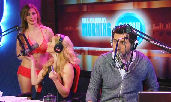 PLAYBOY MORNING SHOW, Season #01 Ep.13