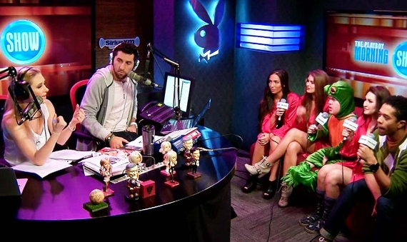 PLAYBOY MORNING SHOW, Season #01 Ep.23