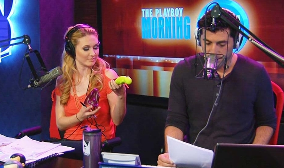 PLAYBOY MORNING SHOW, Season #01 Ep.25
