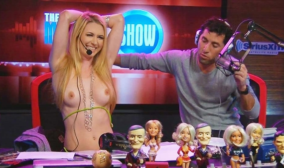 PLAYBOY MORNING SHOW, Season #01 Ep.39