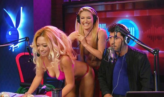 PLAYBOY MORNING SHOW, Season #01 Ep.44