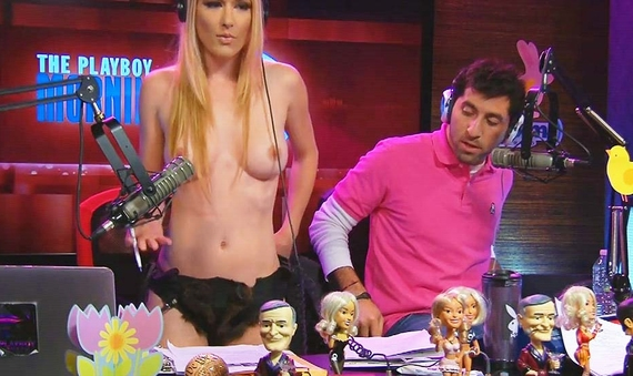 PLAYBOY MORNING SHOW, Season #01 Ep.45