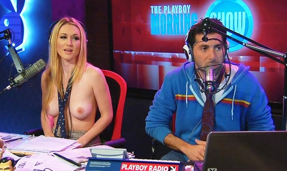 PLAYBOY MORNING SHOW, Season #02 Ep.63