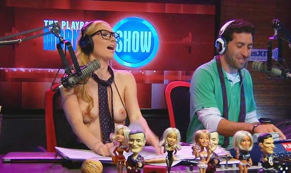 PLAYBOY MORNING SHOW, Season #02 Ep.69