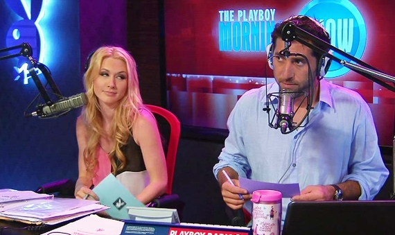 PLAYBOY MORNING SHOW, Season #02 Ep.73
