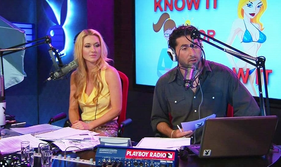 PLAYBOY MORNING SHOW, Season #02 Ep.94