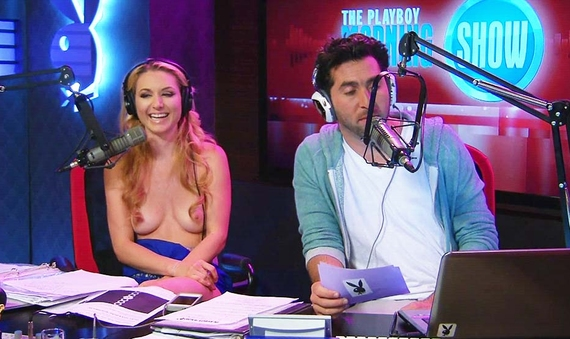 PLAYBOY MORNING SHOW, Season #03 Ep.104