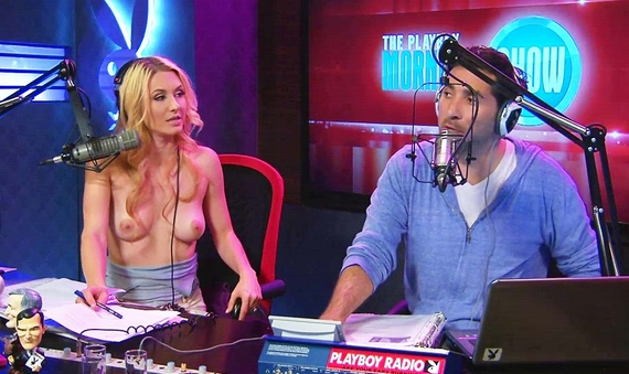 PLAYBOY MORNING SHOW, Season #03 Ep.108