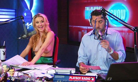 PLAYBOY MORNING SHOW, Season #03 Ep.113