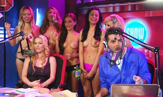 PLAYBOY MORNING SHOW, Season #03 Ep.116