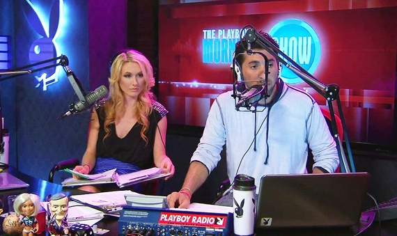 PLAYBOY MORNING SHOW, Season #03 Ep.137