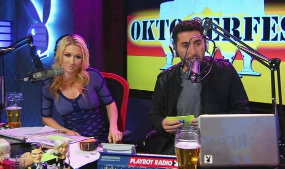 PLAYBOY MORNING SHOW, Season #04 Ep.159