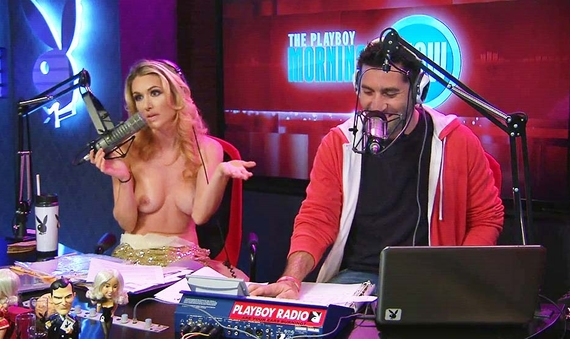PLAYBOY MORNING SHOW, Season #04 Ep.179