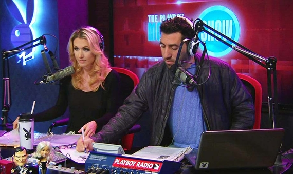 PLAYBOY MORNING SHOW, Season #04 Ep.181