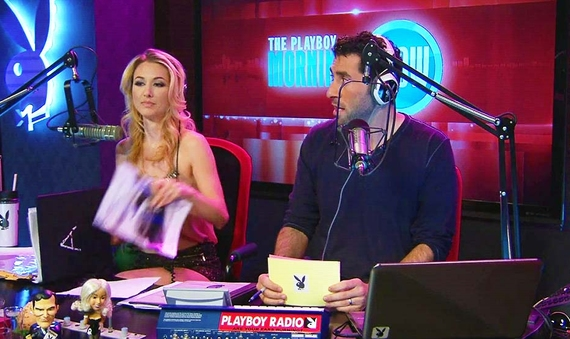 PLAYBOY MORNING SHOW, Season #04 Ep.187