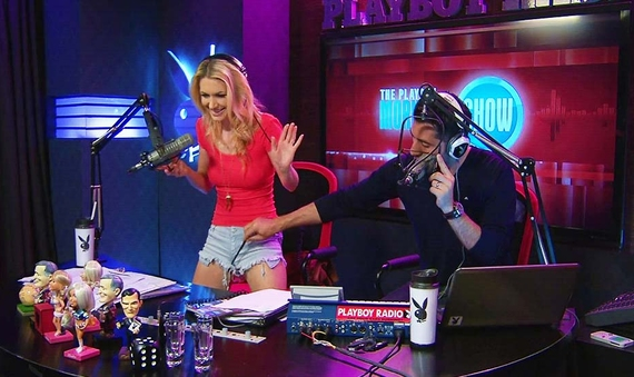 PLAYBOY MORNING SHOW, Season #05 Ep.212