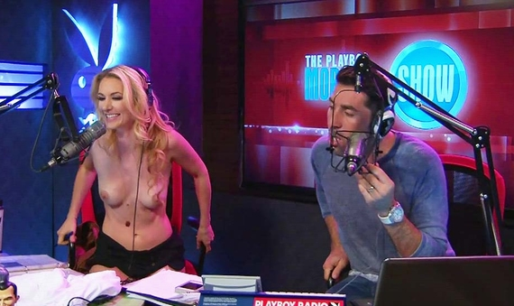 PLAYBOY MORNING SHOW, Season #05 Ep.217