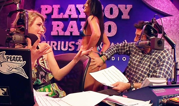 PLAYBOY RADIO SHOW, Season #1 Ep.2