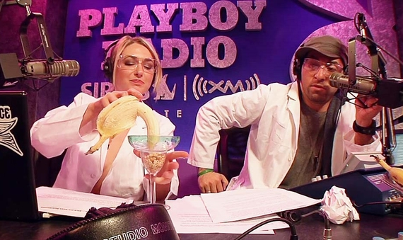 PLAYBOY RADIO SHOW, Season #1 Ep.4