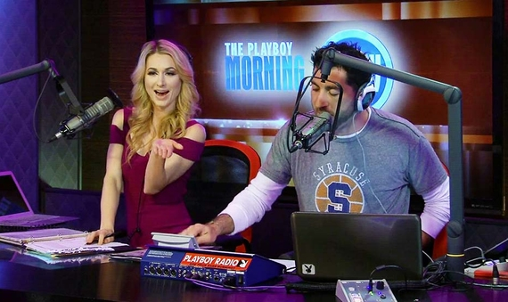 PLAYBOY MORNING SHOW, Season #06 Ep.251