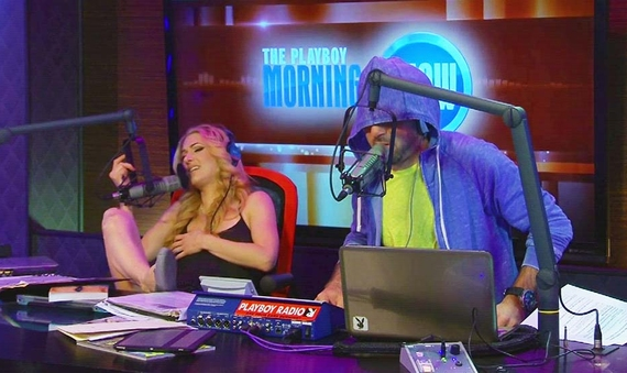 PLAYBOY MORNING SHOW, Season #05 Ep.230