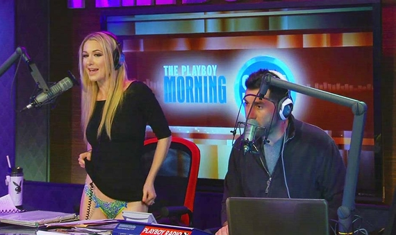 PLAYBOY MORNING SHOW, Season #05 Ep.238