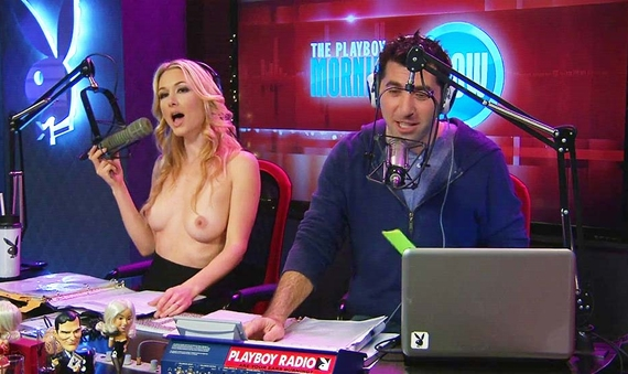 PLAYBOY MORNING SHOW, Season #04 Ep.190