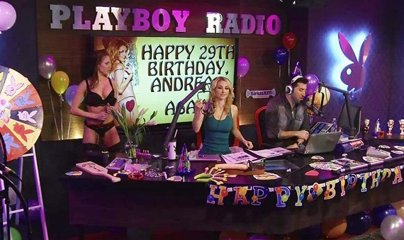 PLAYBOY MORNING SHOW, Season #05 Ep.203