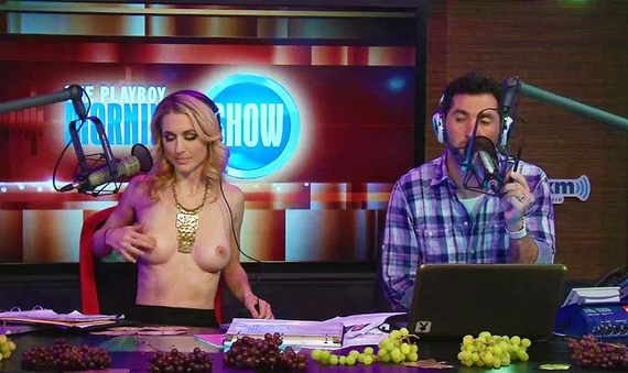 PLAYBOY MORNING SHOW, Season #05 Ep.204