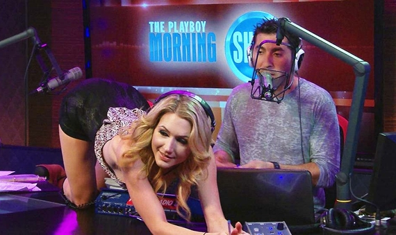 PLAYBOY MORNING SHOW, Season #07 Ep.329