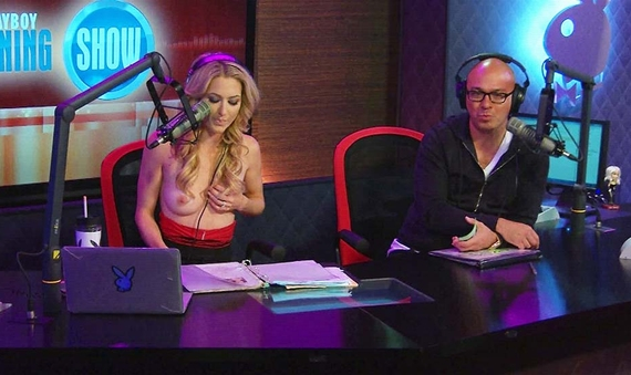 PLAYBOY MORNING SHOW, Season #07 Ep.336