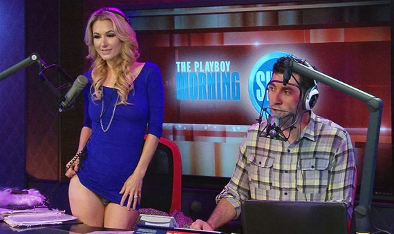 PLAYBOY MORNING SHOW, Season #07 Ep.342