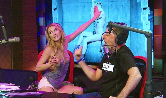 PLAYBOY MORNING SHOW, Season #08 Ep.353