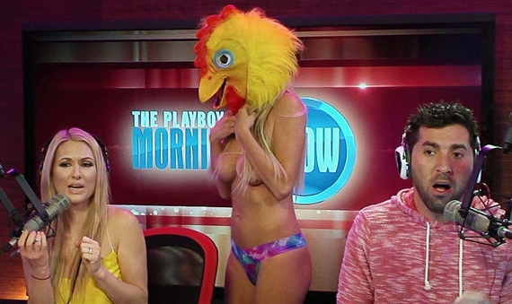 PLAYBOY MORNING SHOW, Season #08 Ep.365