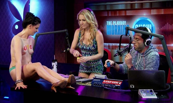 PLAYBOY MORNING SHOW, Season #08 Ep.368