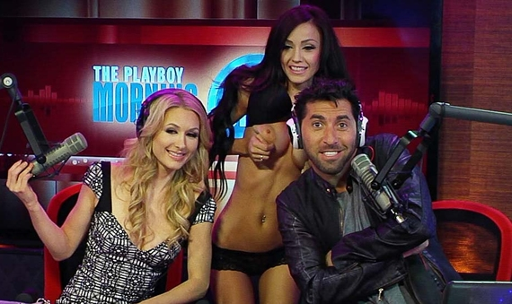 PLAYBOY MORNING SHOW, Season #08 Ep.372