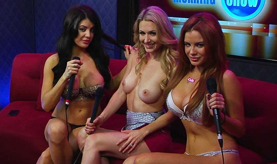 PLAYBOY MORNING SHOW, Season #08 Ep.382