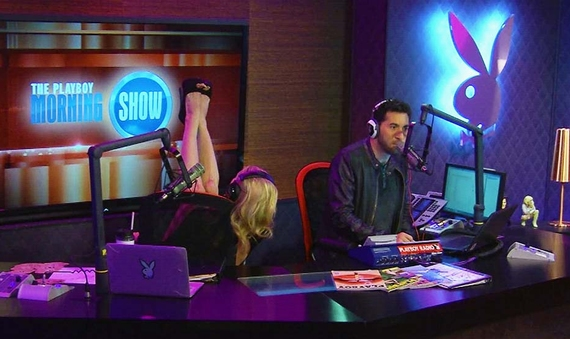 PLAYBOY MORNING SHOW, Season #08 Ep.389