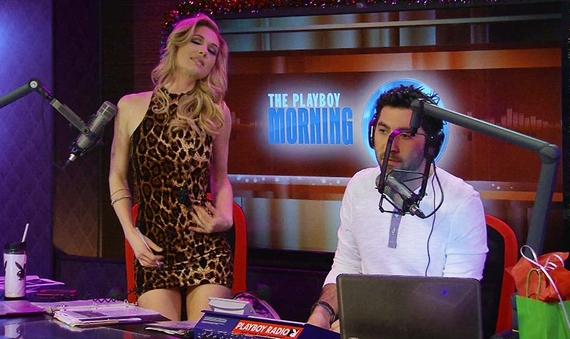 PLAYBOY MORNING SHOW, Season #09 Ep.419