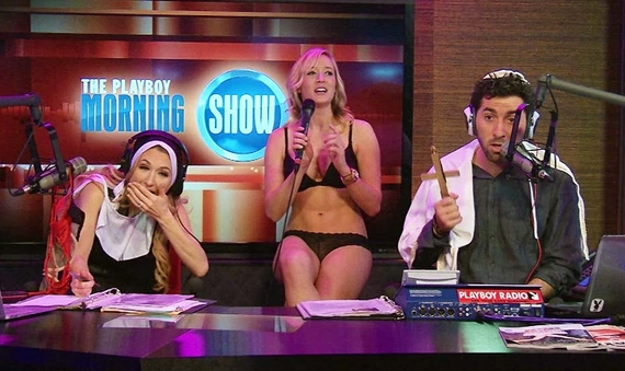 PLAYBOY MORNING SHOW, Season #09 Ep.402