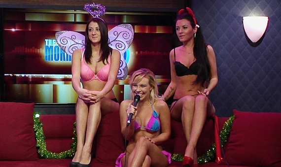 PLAYBOY MORNING SHOW, Season #09 Ep.406