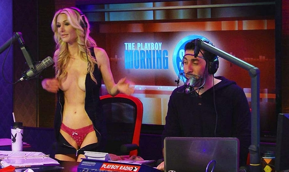 PLAYBOY MORNING SHOW, Season #09 Ep.445