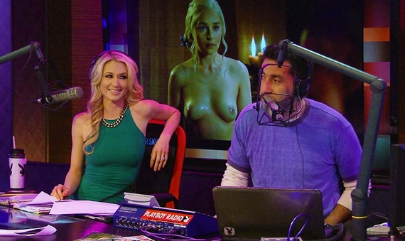 PLAYBOY MORNING SHOW, Season #10 Ep.451