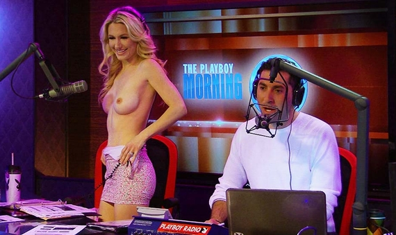 PLAYBOY MORNING SHOW, Season #10 Ep.452