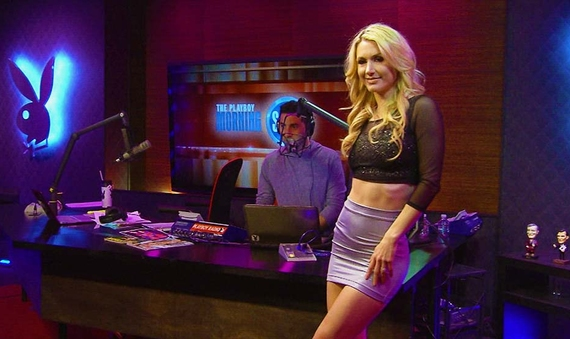 PLAYBOY MORNING SHOW, Season #10 Ep.454