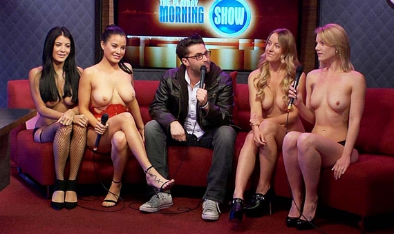 PLAYBOY MORNING SHOW, Season #10 Ep.472